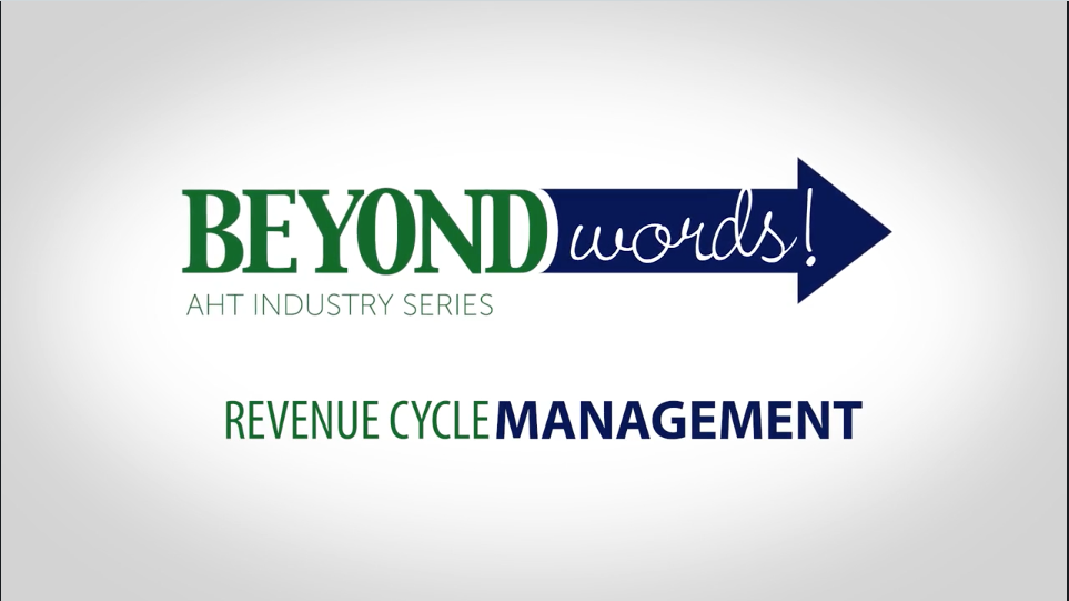 Beyond Words: Revenue Cycle Management